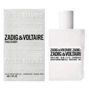 ZADIG and VOLTAIRE THIS IS HER W EDP 30m