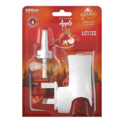 Glade Electric Scented Oil Spiced Apple Kiss elektrický osviežovač 20 ml