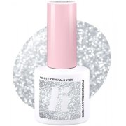 HH N.POLISH xxx 104White Crystal(W)NP5ml