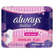 ALWAYS intim 20ks Normal Fresh
