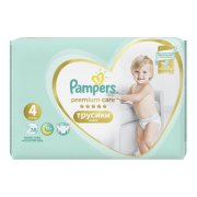 PAMPERS Pants Premium S4 38ks