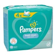 PAMPERS det.vlh.utierky 4x52ks Fresh