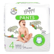 BELLA HAPPY Pants 4 Maxi 24ks 8-14kg