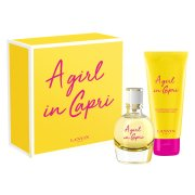 LANVIN A GIRL IN CAPRI EDT50+BL100