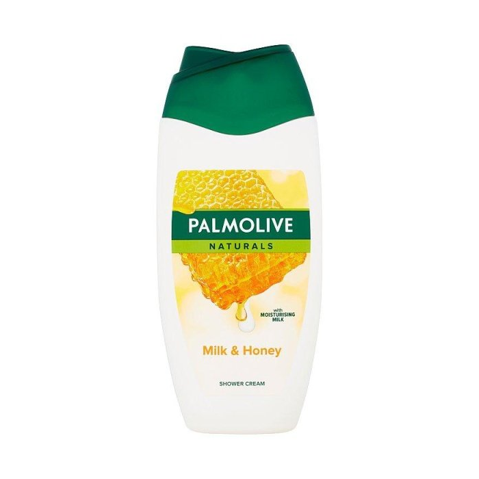 Palmolive Naturals Milk & Honey, Sprchový gél Med & Mlieko 250 ml