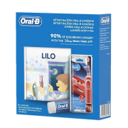 ORAL-B EL.ZK Vit.Kids Cars +knizka