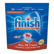 Finish all in one Max Lemon 48 ks