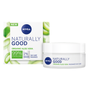 NIVEA krem denny 50ml Nat.Good rozj