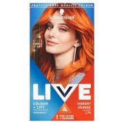 LIVE Colour+Lift L74 Vibrant Orange