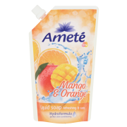 AMETE tek.mydlo NN 500ml Orange Milk