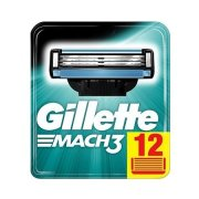 GILLETTE Mach3 NH 12ks