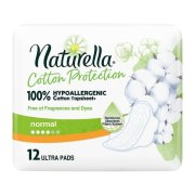 NATURELLA Cotton 12ks Normal