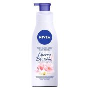 NIVEA body Milk 200ml Cherry bl.Oil