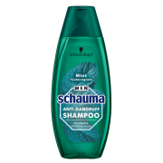 SCHAUMA sampon 400ml Men Mint+lem