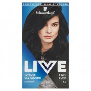 LIVE gel Colour 1.0 Havrania cierna