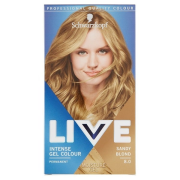 LIVE gel Colour 8.0 Pravy blond