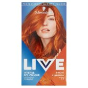 LIVE gel Colour 7.7 Oslniva skoricov