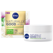 NIVEA krem Naturally pr.vras.D 50ml