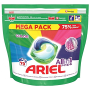ARIEL gel kapsule 70PD Color ZIP