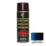 COLOR spray A 9460 200ml modra met.