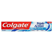 COLGATE Triple Action Xtra White, bieliaca zubná pasta 75 ml