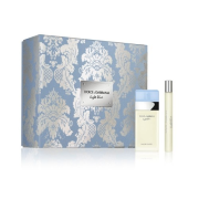 D and G LIGHT BLUE(W)EDT25+EDT10