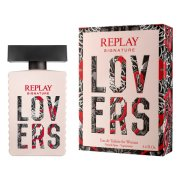 REPLAY SIGNATURE LOVERS FW(W)EDT30ml