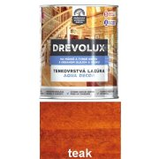 CHEM DREVOLUX AQ.DEC.TEAK.0256 2,5l